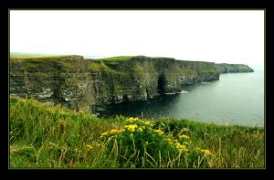 The Cliffs of Moher by Navanna