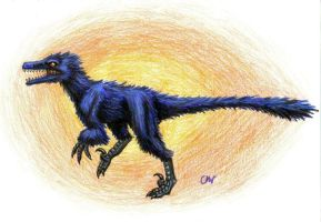 AT: IMA DINOSAUR RAWRGH by Leithster