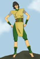 Older Toph Design by beta-joovey