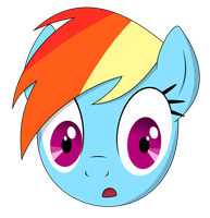 Dash has seen things by Shardii