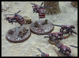 Grot Rebel Helicookers by Proiteus
