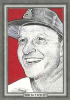 Stan Musial by machinehead11