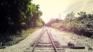 Railroad Tracks by OwenB23