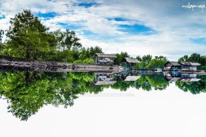 Reversed Reflection by akosimark