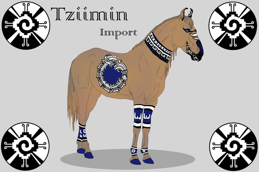Tziimin for TalonV by LiaLithiumTM