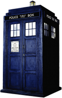 Tardis by CaptainJackHarkness