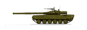 T-90K Polish Army by MacPaul