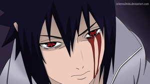 Sharingan Sasuke 2 by iNFERNo2446