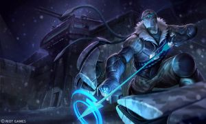 Arctic Ops Varus Splash by Yideth