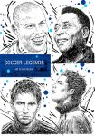 Soccer Legends by Axistrizero by axis000