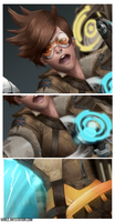 Tracer Details by Voena