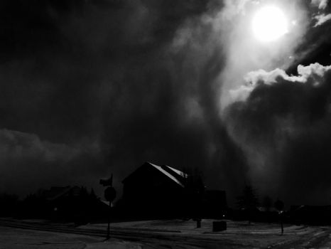 Dark Photography #4 Silent Hill by superSeether