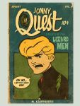 Jonny Quest Commission by MattKaufenberg