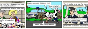 Summer Wine comic - 10 by MST3Claye