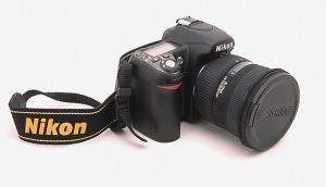 Nikon D80 by wafox