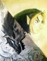 Wolf Link by Madigan308