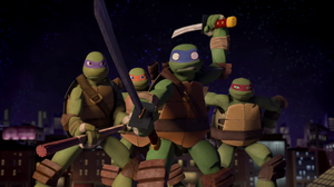 The Turtles by April-O-Neil