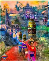 BALI: Traditional Event by vidka