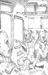 Compartment by leothefox
