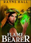 Flame Bearer - Fantasy Ebook Cover by RayneHall