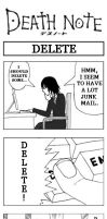 DELETE - Death Note by Haru-yuki
