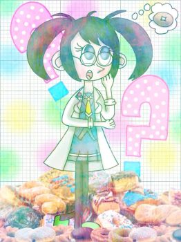Problems genius girls cannot solve [Pop'n Music] by the01angel