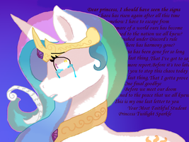 This is my one last letter to you by Alcheminty