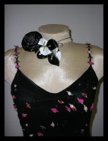 Duct Tape necklace by DuckTapeBandit