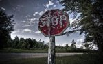 Stop Sign by Paullus23