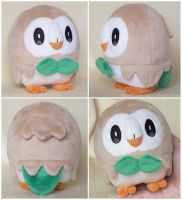 Rowlet V2 - Pattern for sale!!