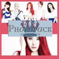 Photopack F(x) 018 by DiamondPhotopacks