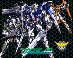 Gundam 00 Season 2 Wallpaper by shinigami117