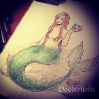 Mermaid by Doodleholic
