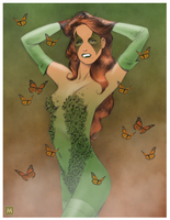 Poison Ivy by gregmcevoy