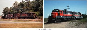 16 Years and 2000 Miles by hunter1828