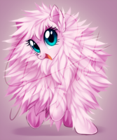 Fluffle puff by Centchi