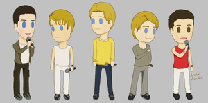 Westlife by Cuineth