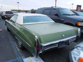 1971 Cadillac Coupe De Ville V by Brooklyn47