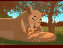 Afternoon Nap by sethoxo