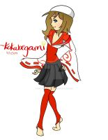 Persona Design #2 by Daughter-of-Kabegami