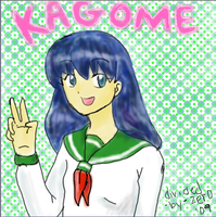 Kagome _Peace_ by Divided-by-zer0