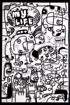 MY LIFE by rizkipriya
