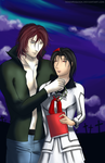 Request VK : Rido and Laura by InnerRequiem