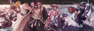 Soul Reaper Panorama in COLOR by ComfortLove