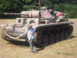Late model Panzer III at the Military odyssey by FFDP-Korpiklaaniguy