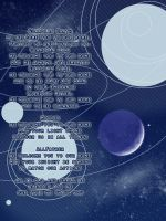 Prayer to the Moon by echosea