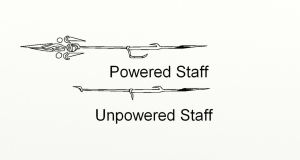 A staff. by TheOnePhun211