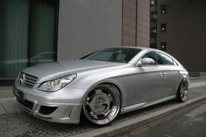 MEC Design Mercedes-Benz CLS by TheCarloos