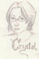 My sister Crystal by sleepypig29