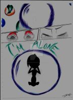 I'm alone by winterStorm42